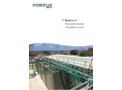 Hydroflux Epco RoadTrain - Package Sewage Treatment Plant - Brochure