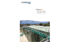 Hydroflux Epco RoadTrain - Package Sewage Treatment Plant - Brochure