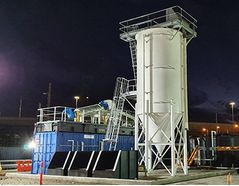 Wastewater treatment for Infrastructure