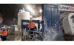 TunnelMATE - Robust Underground Solids Handling Solutions