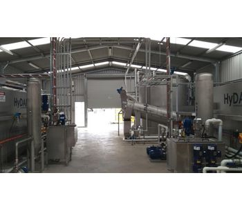 Wastewater Dissolved Air Flotation System-1