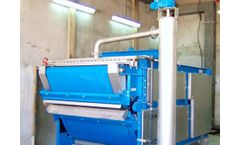 Hydroflux Industrial - Belt Filter Press