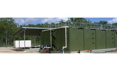 Hydroflux - Mine Site Package Sewage Plants