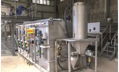 Hydroflux - Model HydraBLEND - Polymer Blending Systems