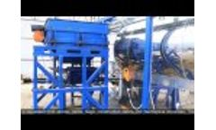 TDP-2-800 at oil and gas field of Gazprom - Video
