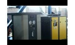TDP-2-800 at industrial site - Video