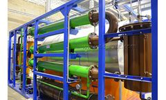 IPEC - Model TDP-2-200 - Continuous Thermal Decomposition Plant