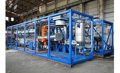 IPEC - Model TDP-2-800 - Continuous Thermal Decomposition Plant