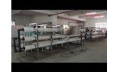 KYsearo | 20 T/H Brackish Water Desalination Case Study Video