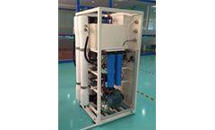 KYsearo - Model 1T/D~12T/D - Marine Water Maker