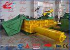 WANSHIDA - Model Y83T-200A - Automatic Metal Scrap Baling Press Scrap Car Hydraulic Compactor