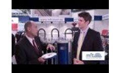 IFAT 2016 Interview with MFT - Oliver Kopsch Video