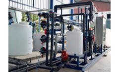 Hofstetter - Model EMF - Landfill Leachate Treatment Systems