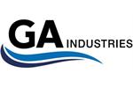 GA - Model Figure 923  - Super High Capacity Compound Lever Air Release Valve