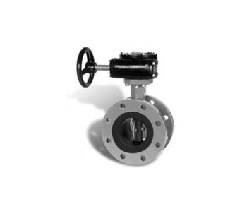 """Model C504 Flanged 3"""" to 24"""" - AWWA Butterfly Valves"""