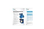 EMS Co., Ltd Electronic Woltmann Intelligence Water Meter
