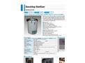 Yamato SK101C/111C/200C/210C/300C/310C Steam Sterilizer - Brochure