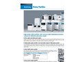 Water Purifier Overview - Brochure