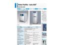 Yamato WG250B/1000 Auto Still Water Purifier- Brochure