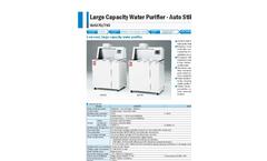 Yamato - WA Series - Auto Still Water Purifier - Catalog