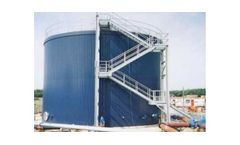Trifusion Plus - Glass Fused-to-Steel Tank
