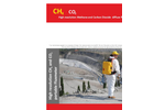CH4 CO2 - High Resolution Methane and Carbon Dioxide Diffuse Flux Meter Brochure