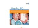 Crowcon - Gas-Pro PID - Portable Gas Detector Datasheet