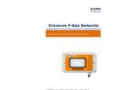 Crowcon F-Gas Detector Manual