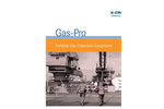 Gas-Pro - Portable Gas Detection Equipment Datasheet