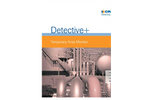 Model Detective+ - Detective Wireless Will Transmit Gas Alert Signals Datasheet