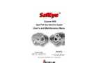 Quasar 900 - Open-Path Gas Detection System User and Maintenance Manual
