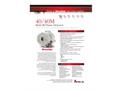 40/40M - Multi IR Flame Detector Datasheet