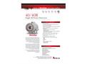 40/40R - Single IR Flame Detectors Datasheet