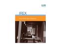 IREX - Infra-Red Pellistor Replacement Flammable Gas Detector Datasheet