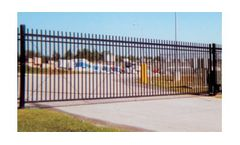 Model Secure-Trac - Slide Gates
