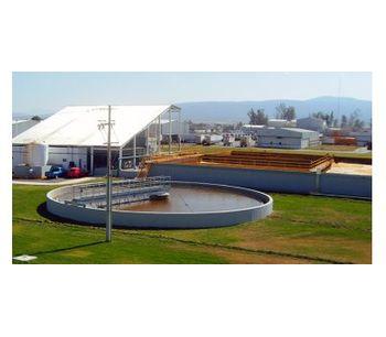 Aqua - Activated Sludge-Water Separation System
