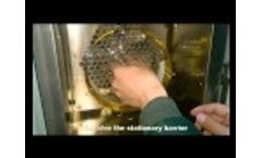 gas chromatograph operation video on youtube