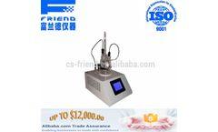 Friend Instrument - Model FDT-1331 -  Automatic trace moisture analyzer