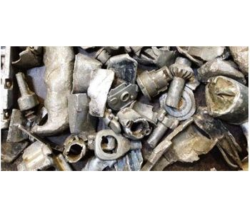 Recycling sorting solutions for the zorba - shredded non-ferrous metals - Waste and Recycling - Metal Recycling