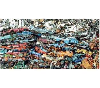 Recycling sorting solutions for the end-of-life vehicle scrap - shredder - Metal - Metal Recycling