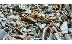 Recycling sorting solutions for the non-ferrous metals - post shredder