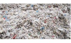 Waste sorting solutions for the refuse derived fuel