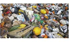 Waste sorting solutions for the municipal solid waste (msw)