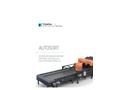 TOMRA - Model AUTOSORT - Multifunctional Sorting System - Brochure