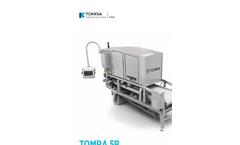 TOMRA 5B Sorting Machine - Brochure