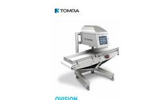 TOMRA QVision Process Analytics Equipment - Brochure