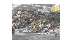 Waste sorting solutions for the bulky waste