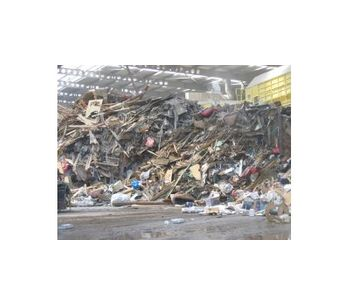 Waste sorting solutions for the bulky waste - Waste and Recycling - Material Recycling