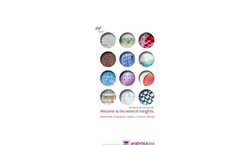 analytica 2012 - Visitor Brochure