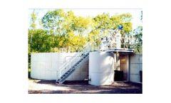 BIOGEST AG - Model Type SBR - Biological Wastewater Treatment Plant